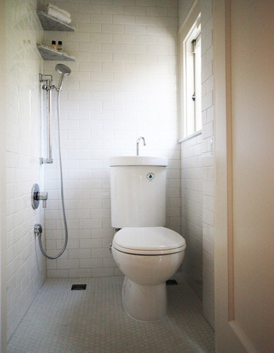 Creative Small Bathrooms 8 clever and creative ways with small bathrooms