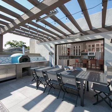 Contemporary Mesa Residence & ADU