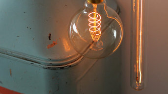 Vintage & industrial light bulbs