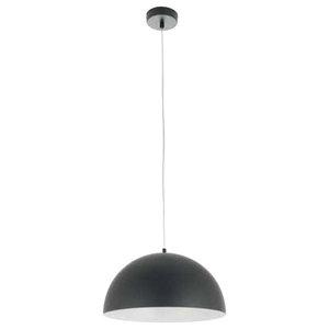 Zenit Pendant Lamp, Black