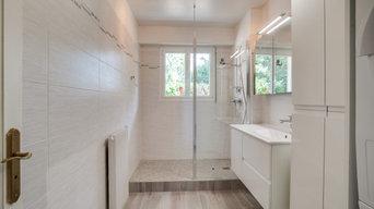 Rénovation totale d'une salle de bain