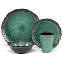 Transitional Dinnerware Sets by Almo Fulfillment Services