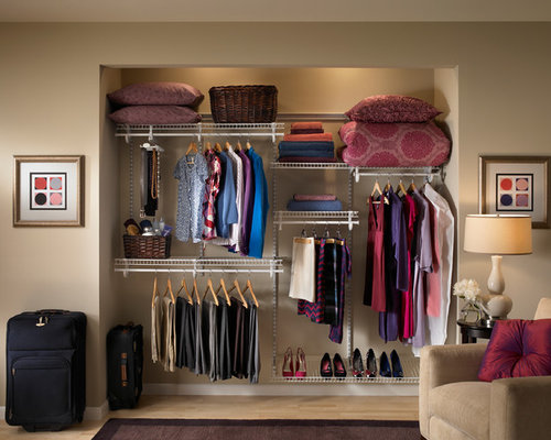 Back To With Staples And Closetmaid Shelftrack Elite Home