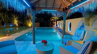 Outdoor Pool & Gazebo