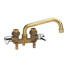 Homewerks® 3310-250-RB-B Two-Handle Laundry Tray Faucet, Rough Brass