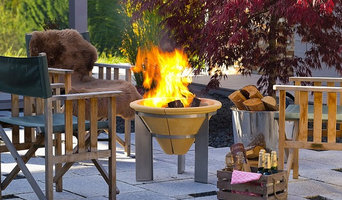 Firepit Comfy Brazier - Handmade in Germany