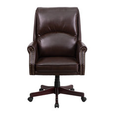 back support office chairs | houzz