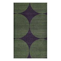 SR026306 Grasscloth Wallpaper, Sample
