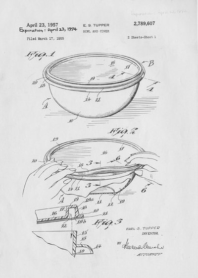 How Tupperware's Inventor Left a Legacy That's Anything but Airtight
