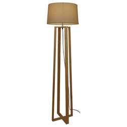 Transitional Floor Lamps by LIGHT SOCIETY