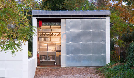 How They Did It: A Translucent Toolshed in North Carolina