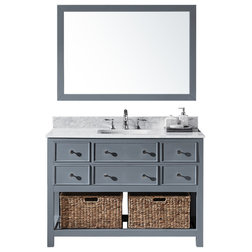 Tropical Bathroom Vanities And Sink Consoles by Exclusive Heritage