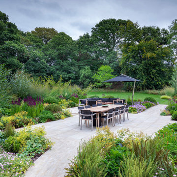 Large Country Garden, Hampshire