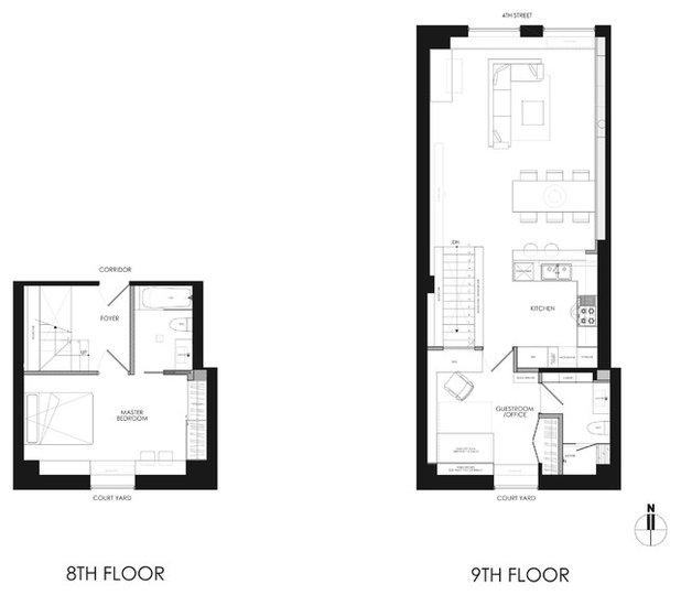 Floor Plan by Raad Studio