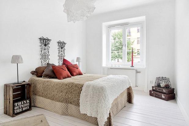 stanze da letto contemporani e lampadari : 10 Motivi per Scegliere un Lampadario Originale in Camera da Letto
