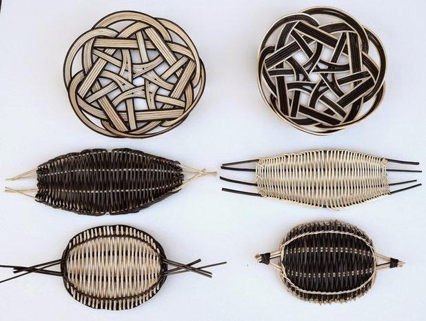 Artesanía y Decoración: Cestería Contemporánea