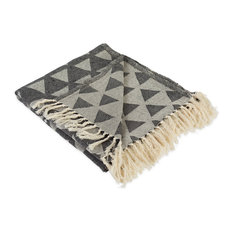 Triangle Throw, Black