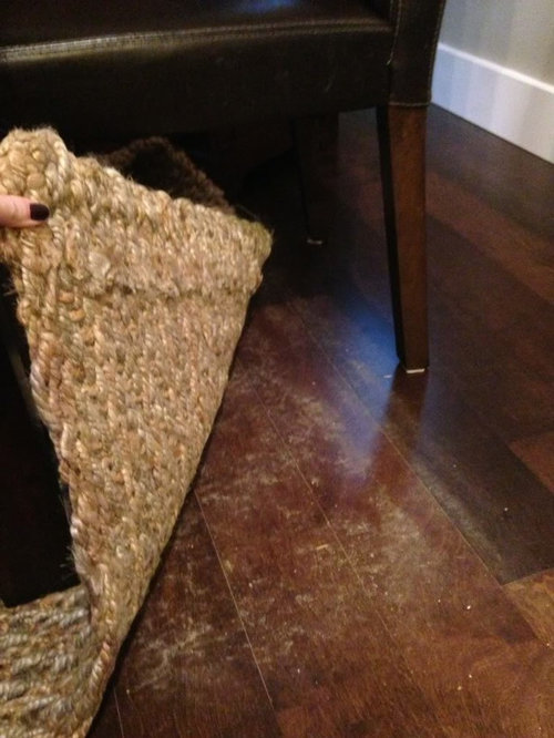 So Anyway Just A Quick Fyi For Anyone Considering Jute Rugs