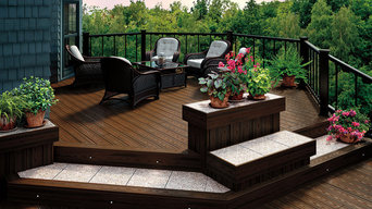 Fire Pits and Deck Stones