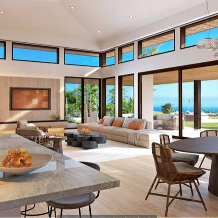 Hapuna Estates Interior