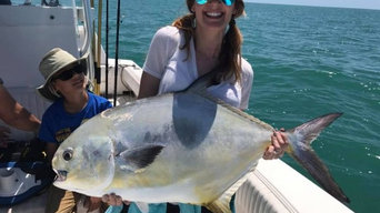 Seize the Day Charters - Key West Tarpon Fishing Charters