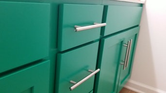 Cabinet Painting Projects