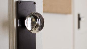 Crystal Door & Cabinet Hardware