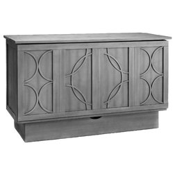 Transitional Murphy Beds by Creden-ZzZ Cabinet Bed