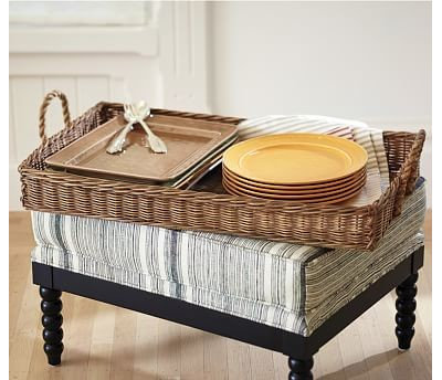 Traditional Serving Trays by Pottery Barn