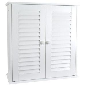 Bath Vida Liano Bathroom Wall Cabinet, 2 Doors