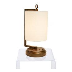 Modern Lantern   Jynn Cordless Lamp   Antique Bronze   Table Lamps