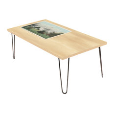 Capitolize This! White House Postcard 24-inch Coffee Table