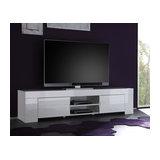 Eos (white) 2 door TV unit