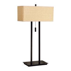 Kenroyhome.com   Kenroy Home 30816 Emilio 2 Light Table Lamp   Table Lamps