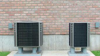 York Heat Pumps - New Construction