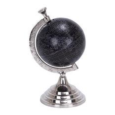 Aluminum Globe, 10  x5