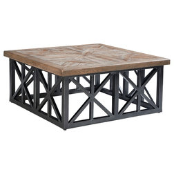 Industrial Outdoor Coffee Tables by A.R.T. Home Furnishings