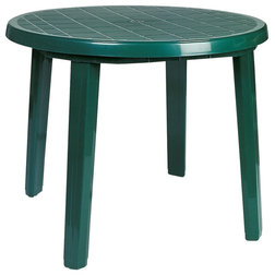 Contemporary Outdoor Dining Tables by Serenity Health & Home Decor