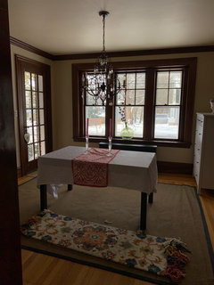 What Size Dining Tables Work Well In A 12x12 Dining Room Round Recta