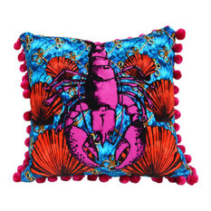 Lavish Lobster Cushion