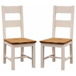 Julia Dining Chairs, Set of 2