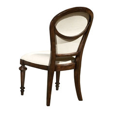 Hekman Charlestone Place Oval Side Chairs, Set of 2, 942705CP