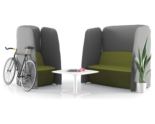 Las mobili flags sistema di pannelli divani e for Catalogo design di mobili per ufficio