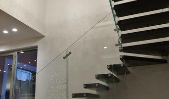 Installazione scala in complesso residenziale