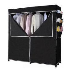 """AtHome 60"""" Portable Closet"""