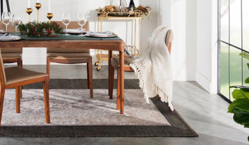 Up to 75% Off Oversized Area Rugs by Hue