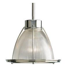 Progress Lighting - 1-Light Mini-Pendant Brushed Nickel - Pendant Lighting  sc 1 st  Houzz & Alabaster Mini Pendant Lighting   Houzz azcodes.com