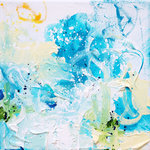 """Jill McLean Studios - Swimming Pool - """"Colors of Summer"""" collection"""