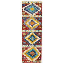 Southwestern Hall And Stair Runners by Nourison