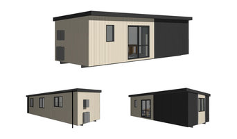 1 bedroom transportable home